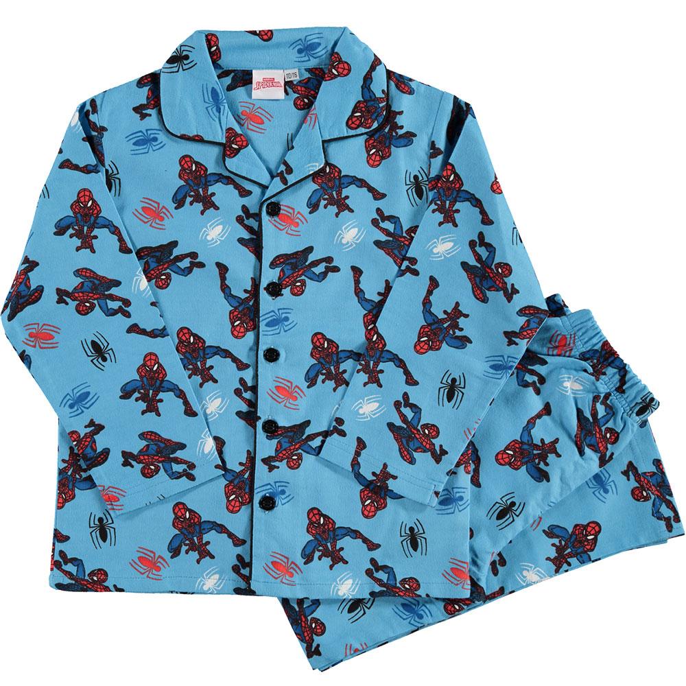 Zeeman Spiderman Jongens flanel pyjama