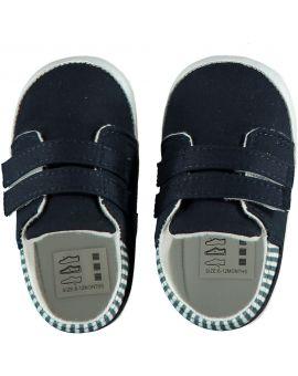 Baby schoentjes Blauw
