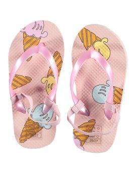 Kinder slippers Roze