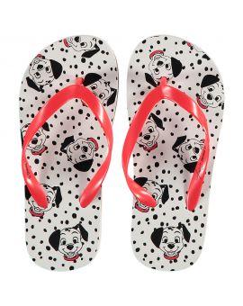 101 Dalmatiërs Kinder slippers Wit