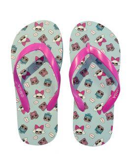 L.O.L. Surprise Kinder slippers Roze