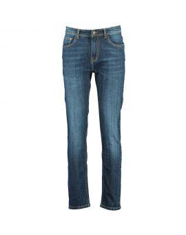 Heren jeans Blauw