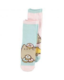 Pusheen Kinder sokken Roze