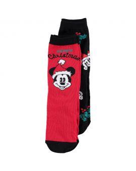 Mickey Kinder sokken Zwart