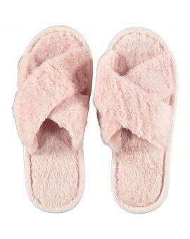 Dames pantoffels Roze