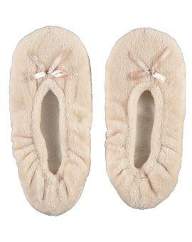 Dames pantoffels Zand