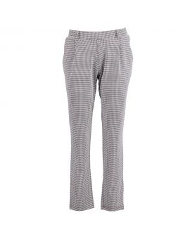 Dames pantalon Wit