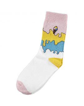 Kinder sokken Wit
