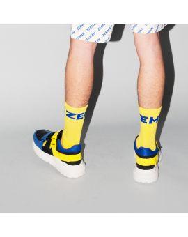 Zeeman sokken Geel