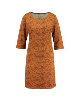 Dames jurk Camel