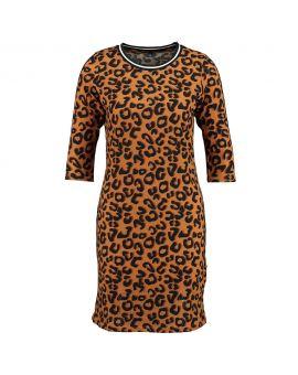 Dames jurk Geel