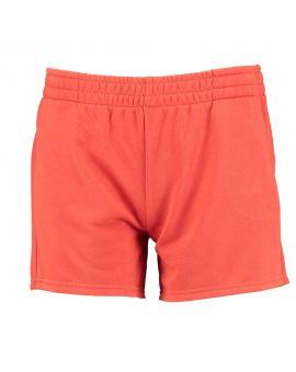Dames sport shorts Roestbruin