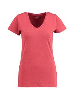 Dames T-shirt Paprika