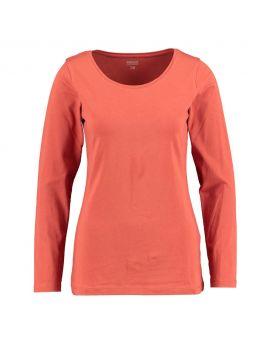Dames T-shirt Rood