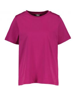 Dames T-shirt Fuchsia