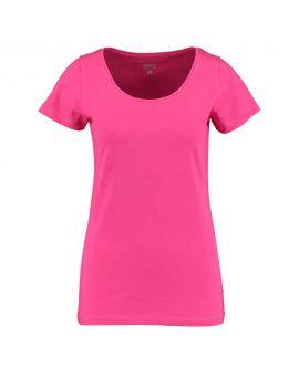 Dames T-shirt Roze