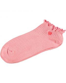 Dames sneakersokken Roze