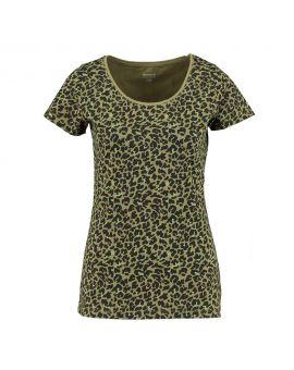 Dames T-shirt Groen