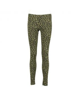 Dames legging Groen