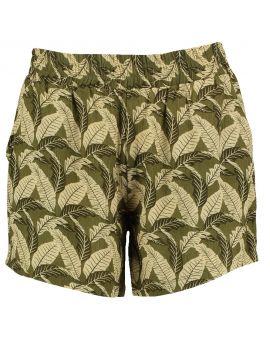 Dames short Groen