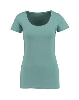 Dames T-shirt Babyblauw