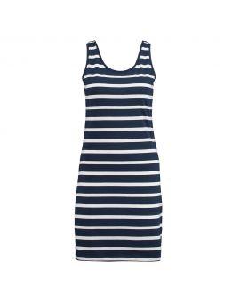 Dames jurk Nachtblauw