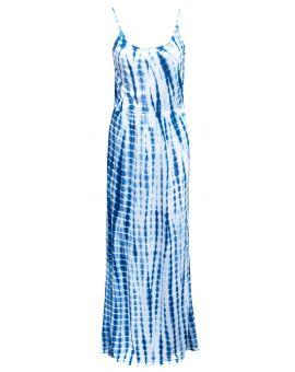 Dames jurk Blauw
