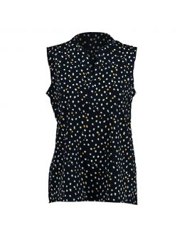 Dames blouse Navy