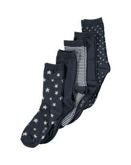 Dames sokken Blauw