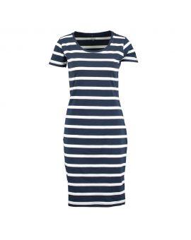 Dames jurk Navy