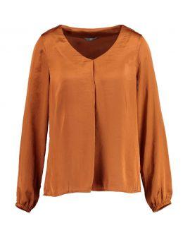 Dames blouse Café