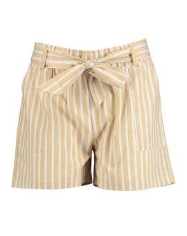 Dames short Beige