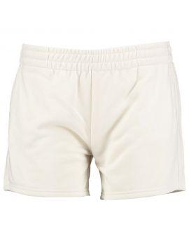 Dames sport shorts Zand