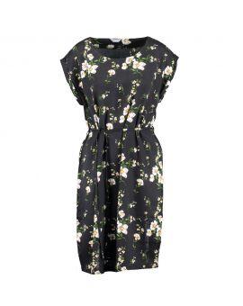 Dames jurk Zwart