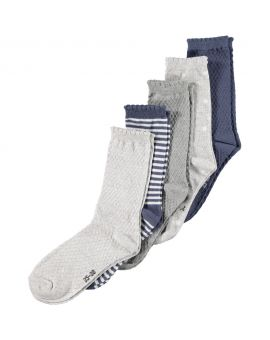 Dames sokken Lichtgrijs