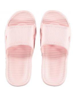 Dames badslippers Roze