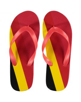 Slippers Rood