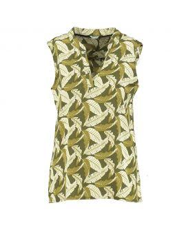 Dames blouse Groen