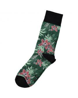 Heren fun sokken Groen