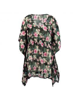 Dames blouse Zwart