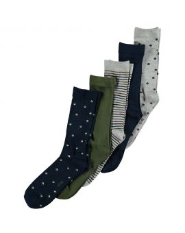 Heren sokken Navy