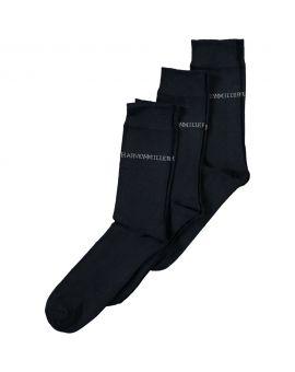 Merk sokken Navy