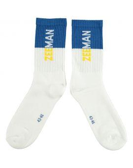 Zeeman Heren sokken Wit