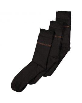 Merk sokken Bruin