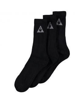 Le Coq Sportif sokken Zwart