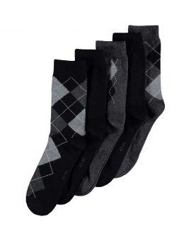 Heren sokken Zwart