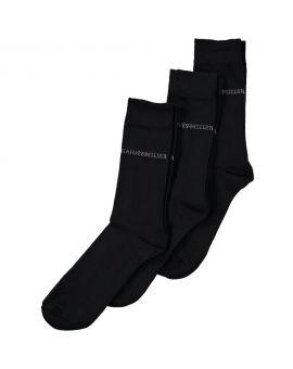 Merk sokken Zwart