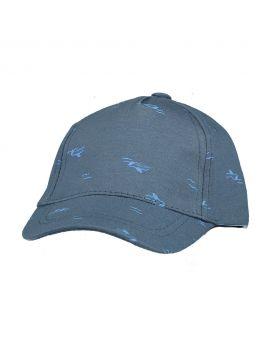 Kinder cap Nachtblauw