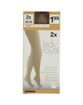 Lady Royal panty Gypsy