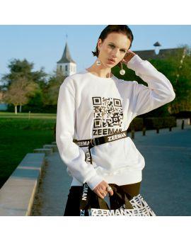 Zeeman Sweater Wit